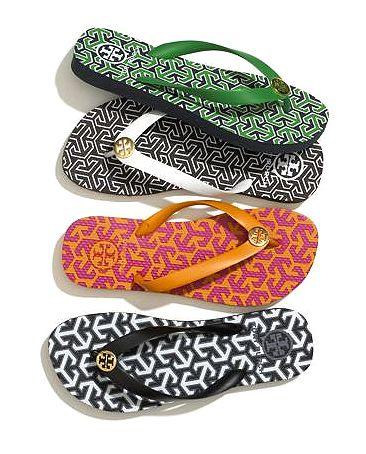 Tory Burch: Shoes, Fashion, Favorite Flipflops, Omg Flip Flops, Style, Favorite Flip Flops, Tory Burch, Flip Flops Flip Flops, Burch Flip