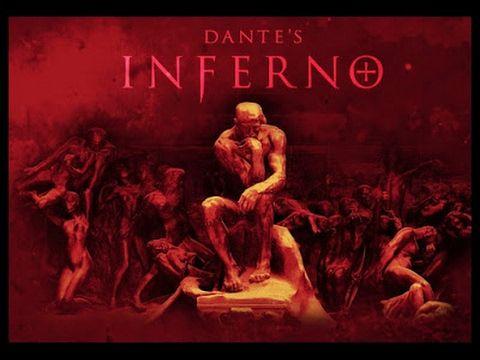 Mistérios e Mitos - O Inferno de Dante.