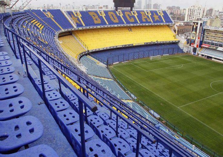 La Bombonera. Boca Juniors