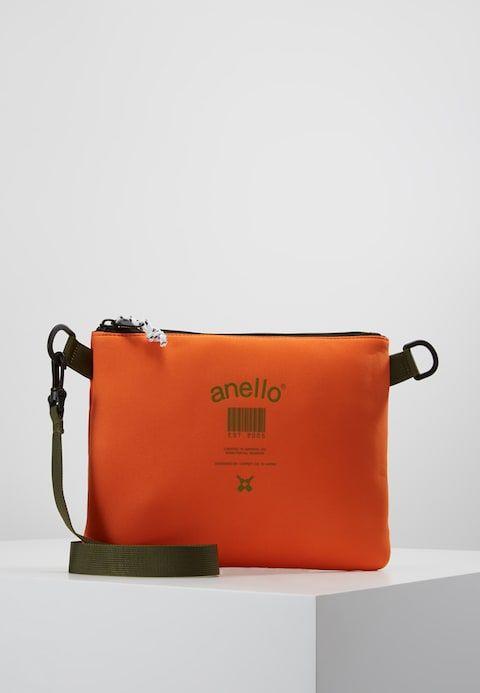 bc45a829451c anello COLOUR POP SLIM CROSS BODY - Across body bag - orange - Zalando.co.uk