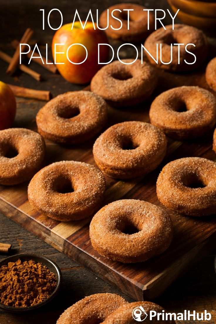 10 Must Try Paleo Donuts