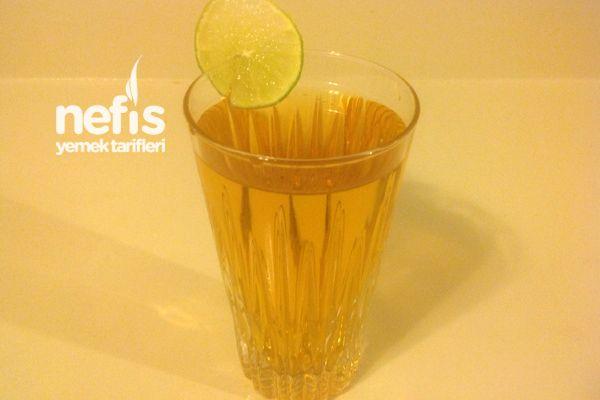 Zencefilli Tarçınlı Elma Suyu