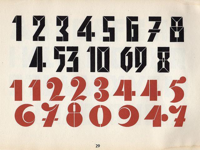 Das Neue Schriftenbuch by Depression Press, via Flickr - 1949. Max Körner pwns you.
