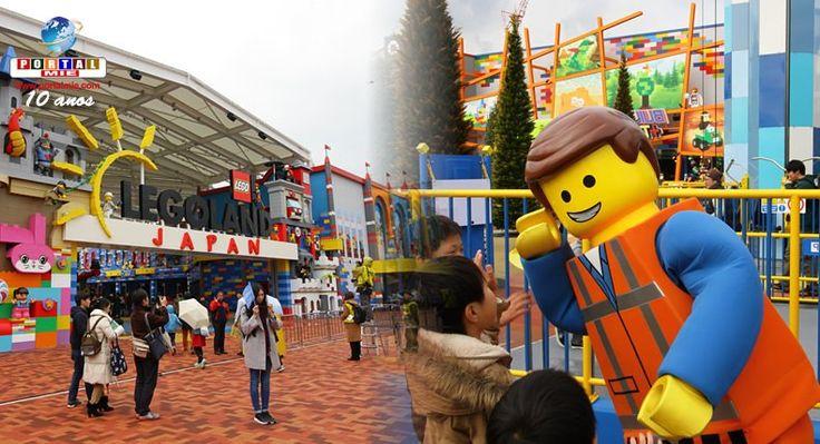 O parque a céu aberto da Lego, inaugurado neste ano em Nagoia (Aichi), está realizando mais mudanças para aumentar o número de visitantes. Veja mais.