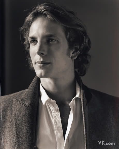 Andrea Casiraghi, Prince of Monaco…….WHAT A HANDSOME YOUNG MAN………….ccp