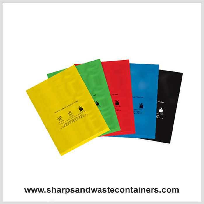 Bio-Degreadable Hospital Waste Collection Bag Manufacturer