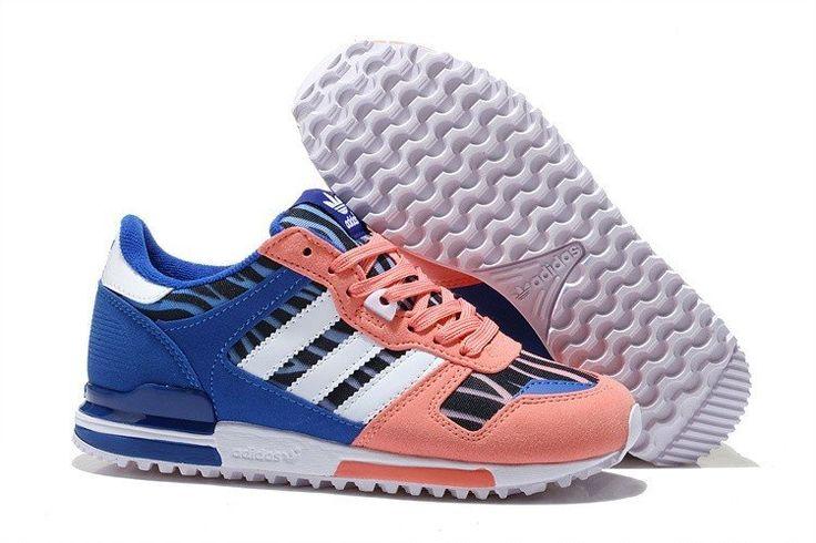 adidas zx 700 dame blå