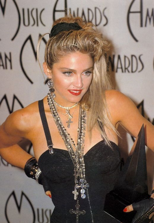Madonna, American Music Awards 1985