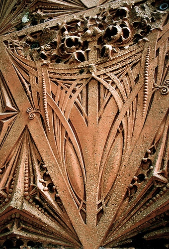 Guaranty Building - Louis Sullivan, Architect