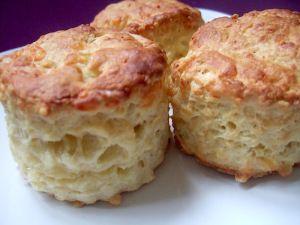 Perfect cheese scones | hungryhinny