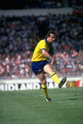 1979 FA Cup Final Arsenal's Liam Brady gave a 'man of the match' performance against Manchester United.