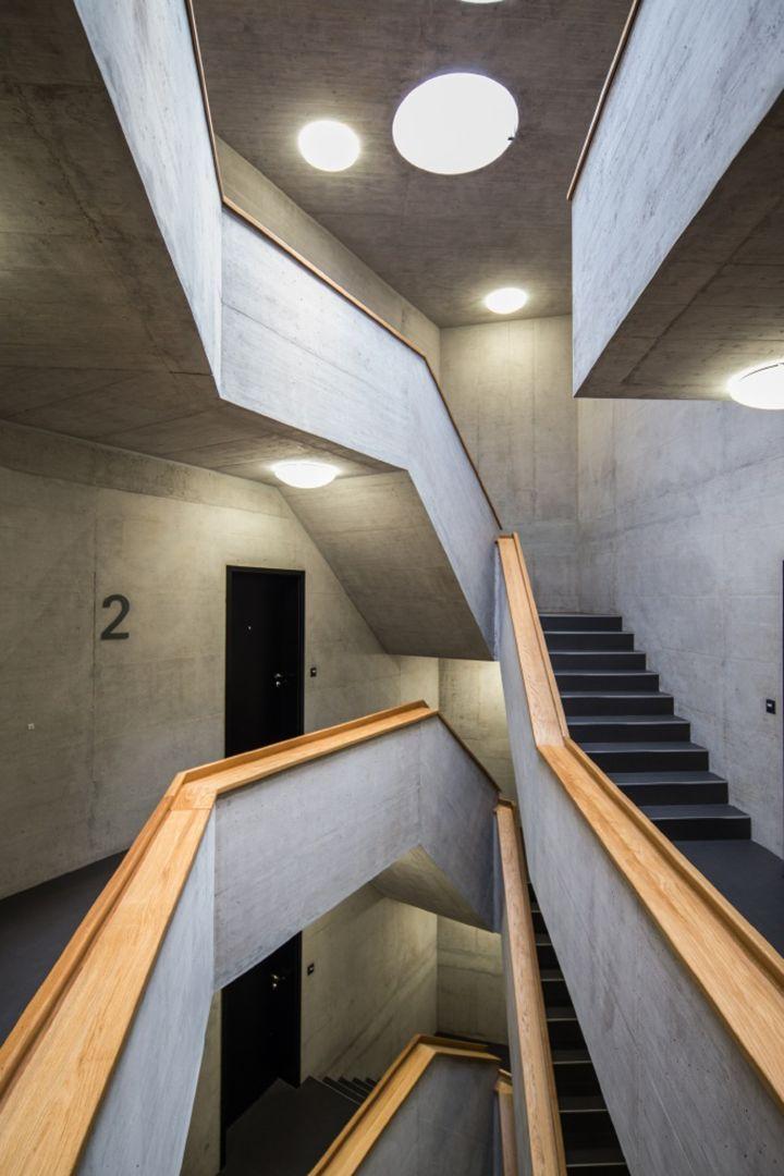 93 besten Geländer Treppenhaus Bilder auf Pinterest | Geländer ...