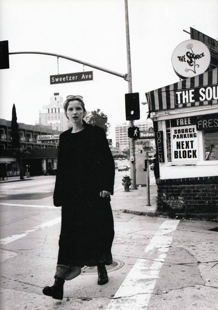 Just like heaven — redguitarrr: Julie Delpy by Lyu Hanabusa 1995