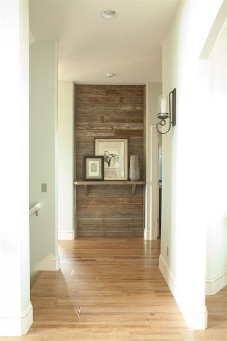 Nooks And Cranies Make For A Great Space To Accent With