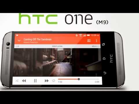 the new htc one phone