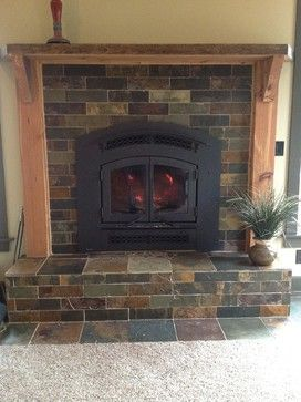 17 best images about fireplace ideas on pinterest basement ideas mantels and mantles. Black Bedroom Furniture Sets. Home Design Ideas
