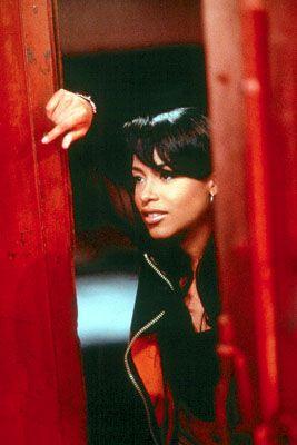 Aaliyah Movie Picture - Romeo Must Die