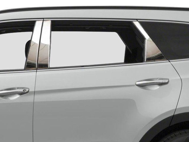SANTA FE 2013-2015 HYUNDAI *SUV MODEL ONLY* (6 pieces: Pillar Post Trim Kit) PP13337