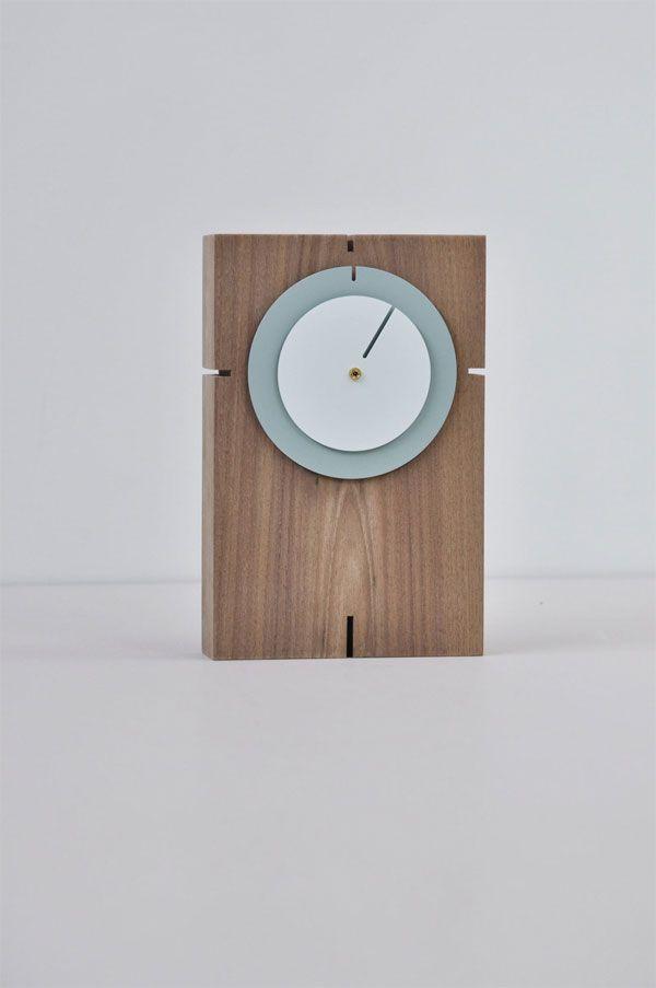Clock – Lotty Lindeman & Wouter Scheublin