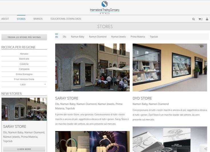 E' nato il primo portale completamente dedicato al mondo della gioielleria italiana: https://goo.gl/JNFnLd #itcportale