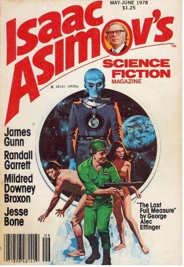 Isaac Asimov Science Fiction Magazine - May-June 1978