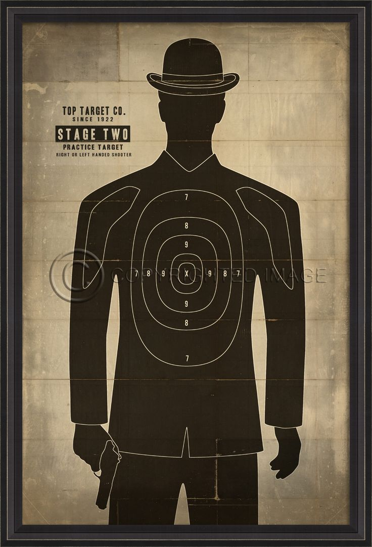 Spicher and Company :: Sporting :: Human Targets :: BC Human Target Hers