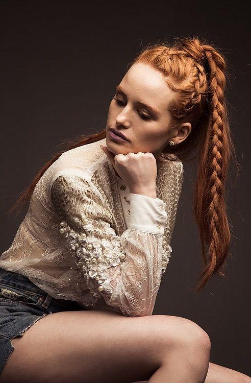 belle couleur de cheveux et de tresses #belle #cheveux #couleur #tresses