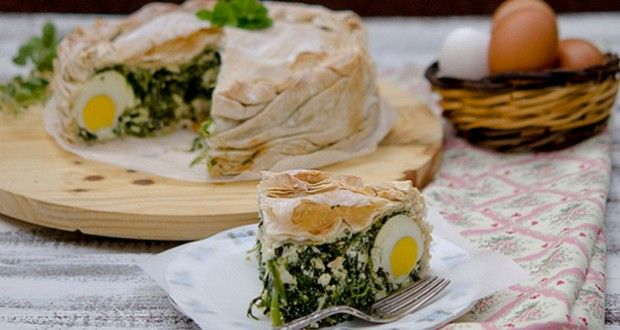 Torta Pasqualina from Italy #easter #food