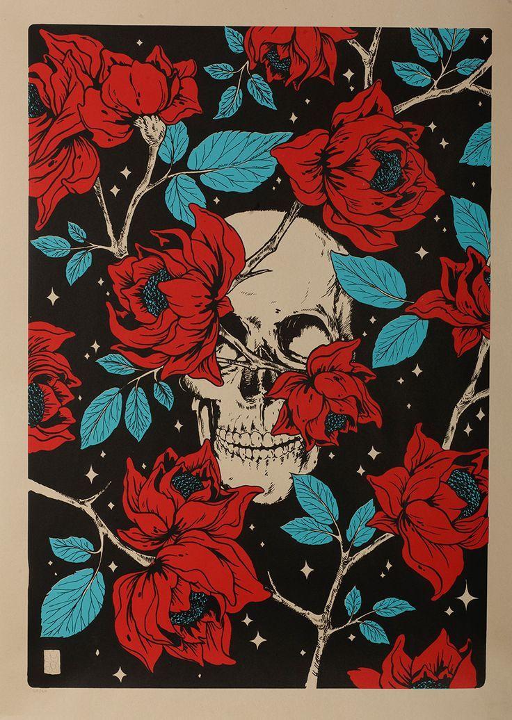 Broken Fingaz, Deso Skull wallpaper, Skull art, Skeleton art