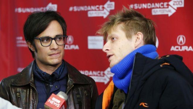 """Sundance's: Garcia Bernal """"Who Is Dayani Cristal?"""""""