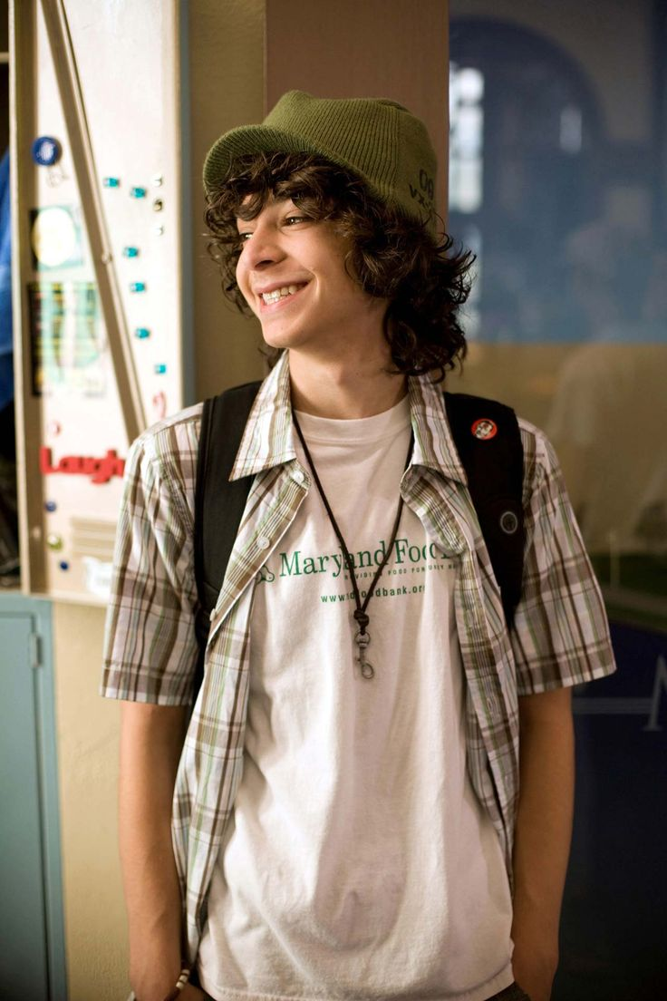 Moose - Step Up franchise. Fav character hands down! <3 I want to dance like him