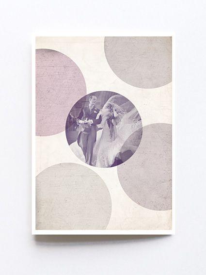 Wedding card by Sophie Klerk