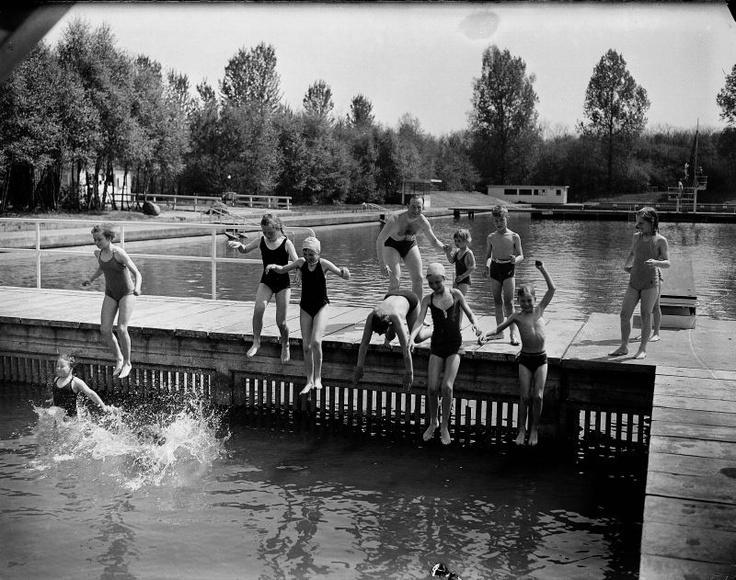 Natuurzwembad Crailoo