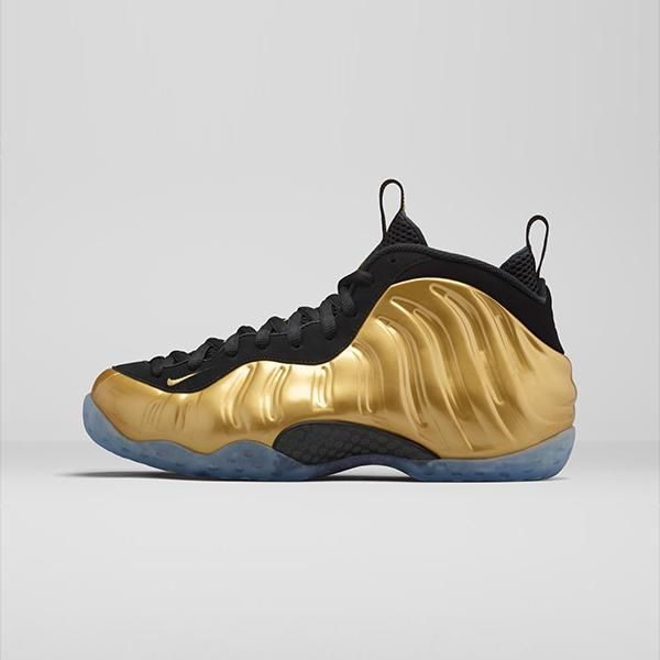 The Nike Air Foamposite One