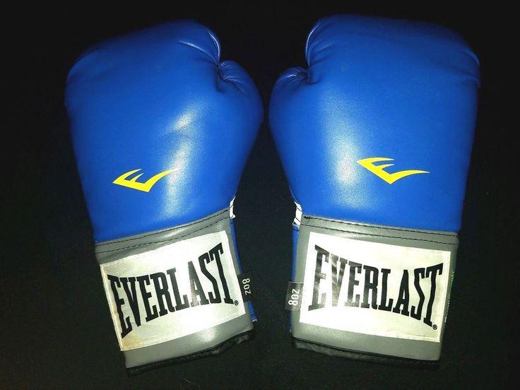 Everlast Boxing Gloves 2208Y Youth Pro Style Training  Exercise Fitness #Everlast