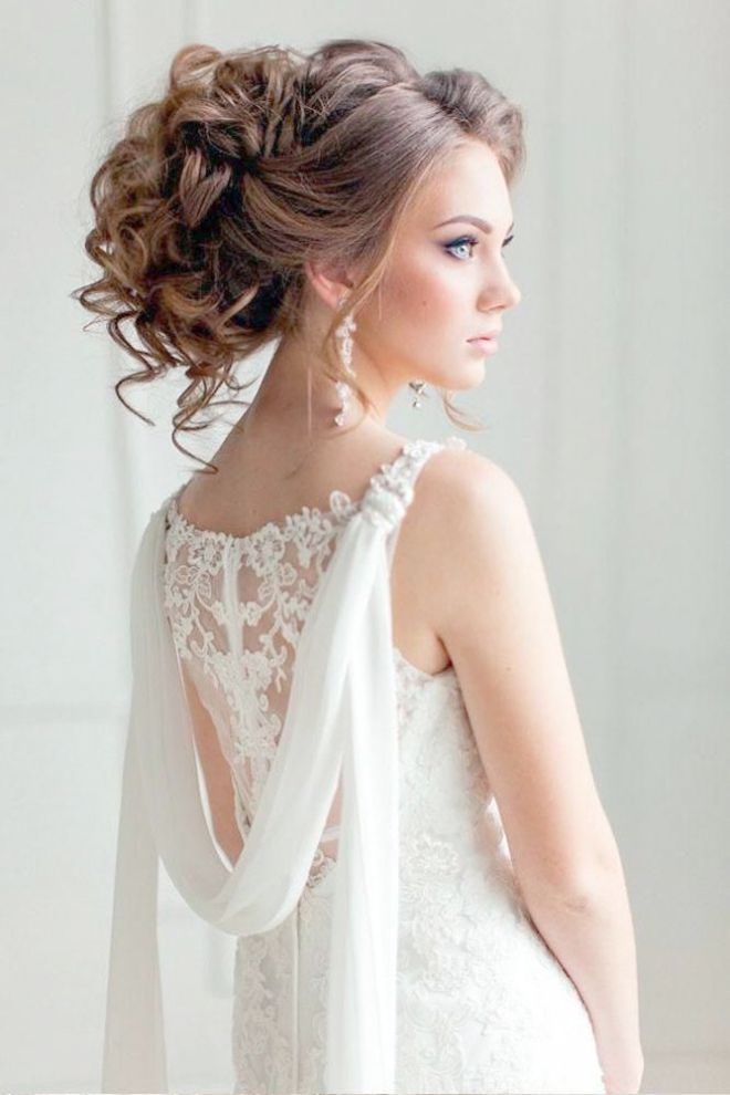 Simple Medium Hairstyles For Wedding Neither Wedding Hair With