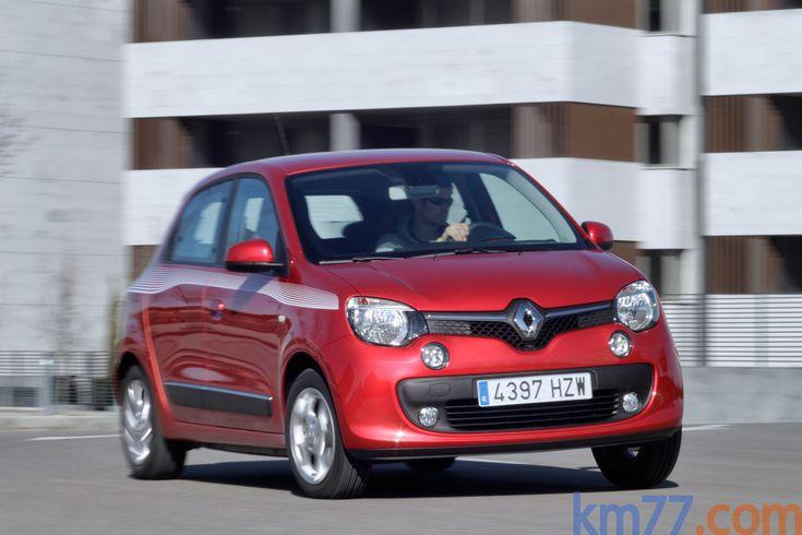Renault Twingo SCe 70 Gama Twingo Turismo Rojo Deseo Exterior Frontal-Lateral 5 puertas