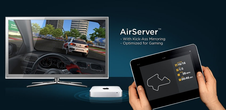 AirPlay/AirTunes receiver app