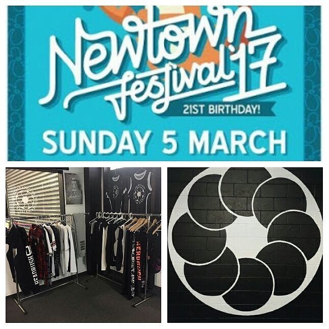 Catch the #makogym #CRMT booth at the #newtownfestival17 tomorrow. Get yourself some fresh new #Headrush gears. See you all there! #wellington #headrushfightgear #combatroombaybay