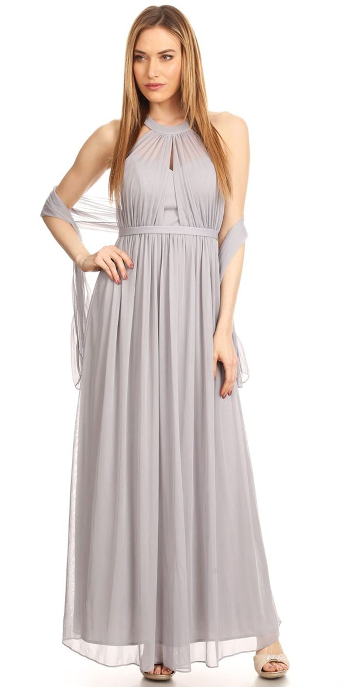 CELEBRATE THE MOMENT SILVER MAXI DRESS   www.ledyzfashions.com  Ledyz Fashions Boutique - Women's Dresses, Cute Clothing, Stylish Shoes & Must Have Accessories