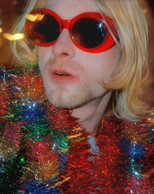 Community Post: 45 Photos Of Kurt Cobain