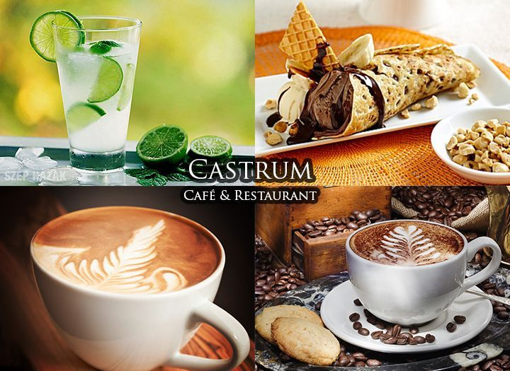 Gasztronómia (pl. vacsora, pizza stb.) Kupon - 33% kedvezménnyel - Gasztronómia (pl. vacsora, pizza stb.) - Fagylalttal töltött Dolce Vita palacsinta Szentendrén 2 fő részére + 2 db Café Latte, Cappucino vagy Házi limonádé most kedvező áron 2 990 Ft helyett 1 990 Ft-ért a Castrum Cafe & Restaurant jóvoltából! Most fizetendő: 400 Ft!.