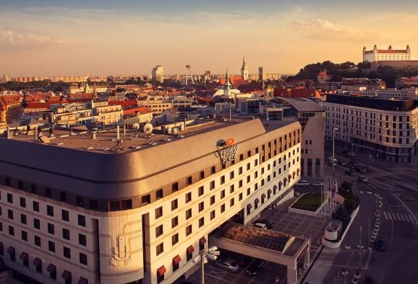Hotel Crowne Plaza Bratislava   TREND Top Hotely   Hotely   TRENDreštaurácie.sk - reštaurácie, hotely, víno, Delikatesy