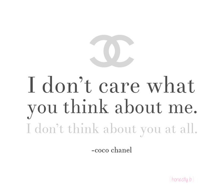25+ best Coco chanel quotes on Pinterest  Chanel quotes, Coco channel quotes...