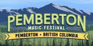 Pemberton Music Festival 2016 Festival Logo