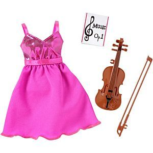 Check out the Barbie Fashions - Makin' Music (DNT94) at the official Barbie website. Explore the world of Barbie today!