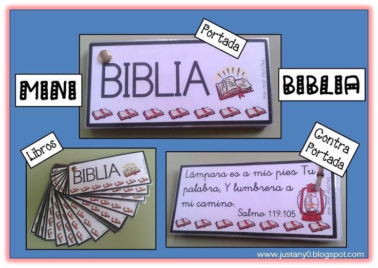 material de escuela dominical los libros de la biblia | ... si quieres el formato para los más pekes del Antiguo Testamento
