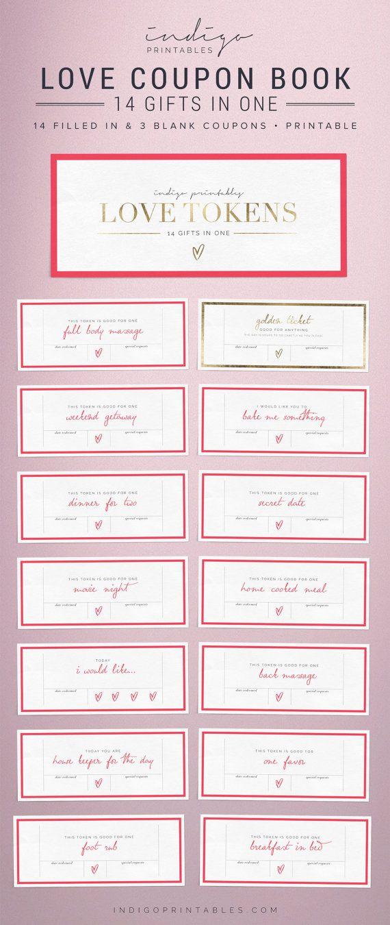 coupon book gift ideas