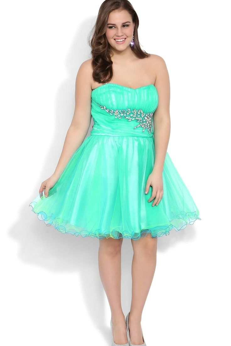 116 best Prom Dresses images on Pinterest | Ballroom dress, Party ...
