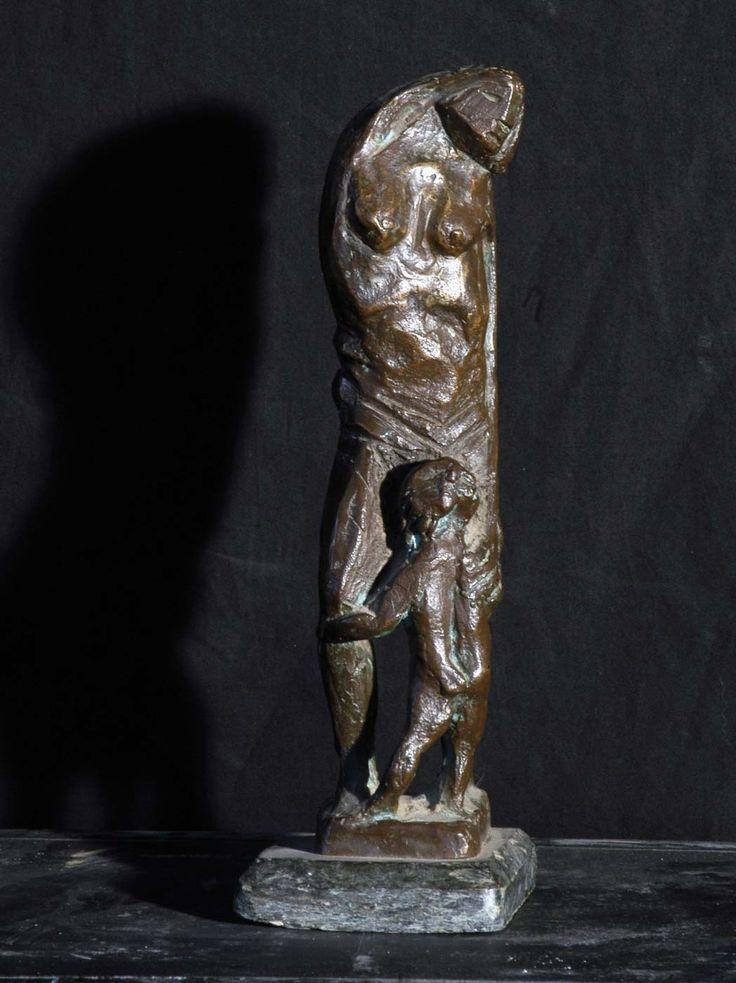 maternità - bronzo